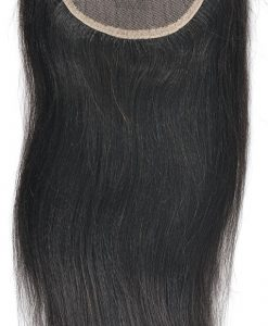 Yaki Relaxed Straight Closure Bottom
